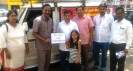 Blood drive reaches Coimbatore