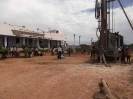 Drilling a bore hole