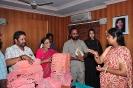 Flood Relief - Tirunelveli Press Club