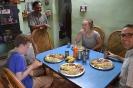 Shanthi's wonderful cooking