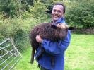 Thiru_holding_sheep