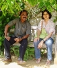 Thiru with Madhuri