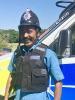 Thiru in Police kit!