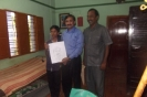 Mr Ponraj with Thirumaran and Nannan