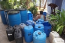 Containers for collecting water