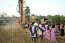 Drilling-new-bore-hole
